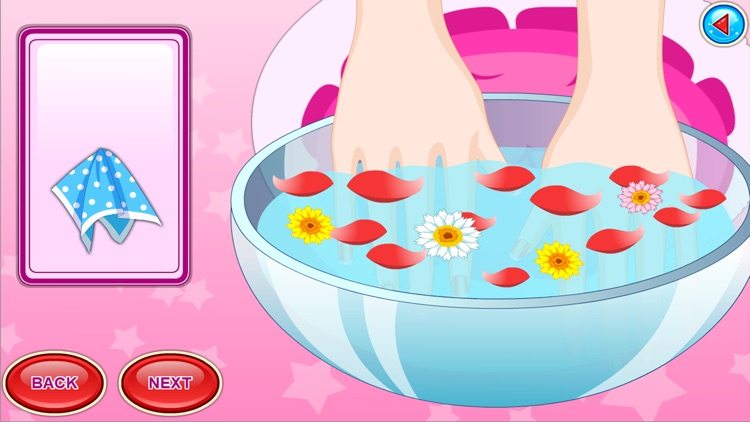 My Fashion Nail Salon Game screenshot-3