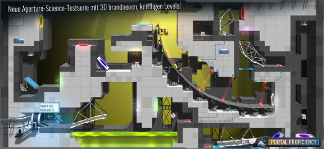 ‎Bridge Constructor Portal Screenshot