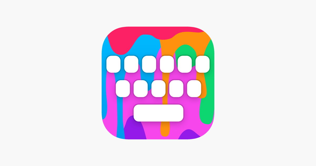 RainbowKey - Emoji Keyboard on the App Store