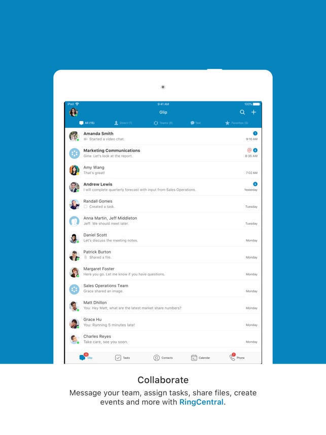 RingCentral Phone on the App Store