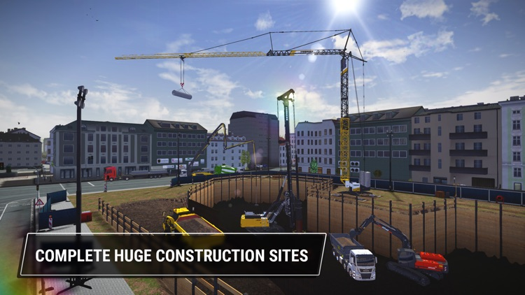 Construction Simulator 3 screenshot-5