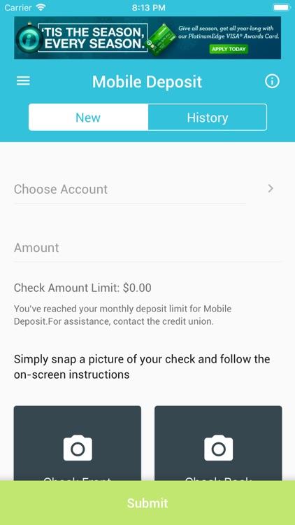 Innovations FCU Mobile Banking screenshot-4
