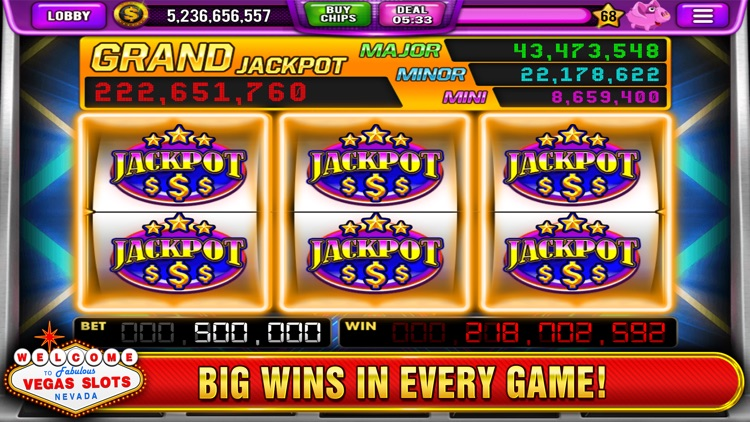 7Star Vegas Slots - Real Vegas screenshot-9