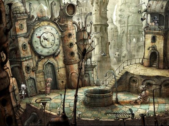 Screenshot #2 for Machinarium