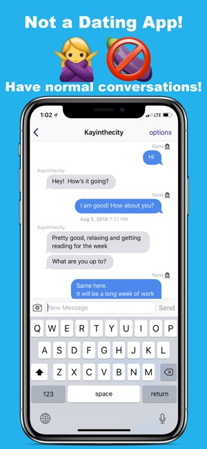 Bored Chat-chat with strangers on the App Store