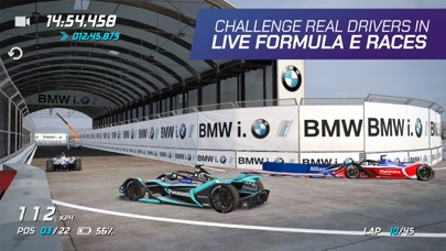 Ghost Racing: Formula Eのおすすめ画像2