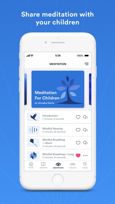 Waking Up: A Meditation Course app image