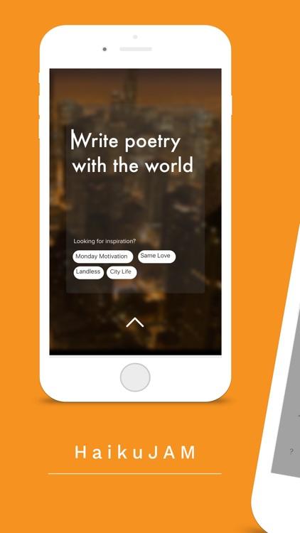 HaikuJAM: write poems together