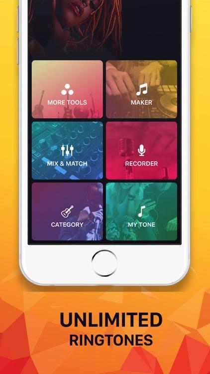 Song Ringtones for iPhone screenshot-3
