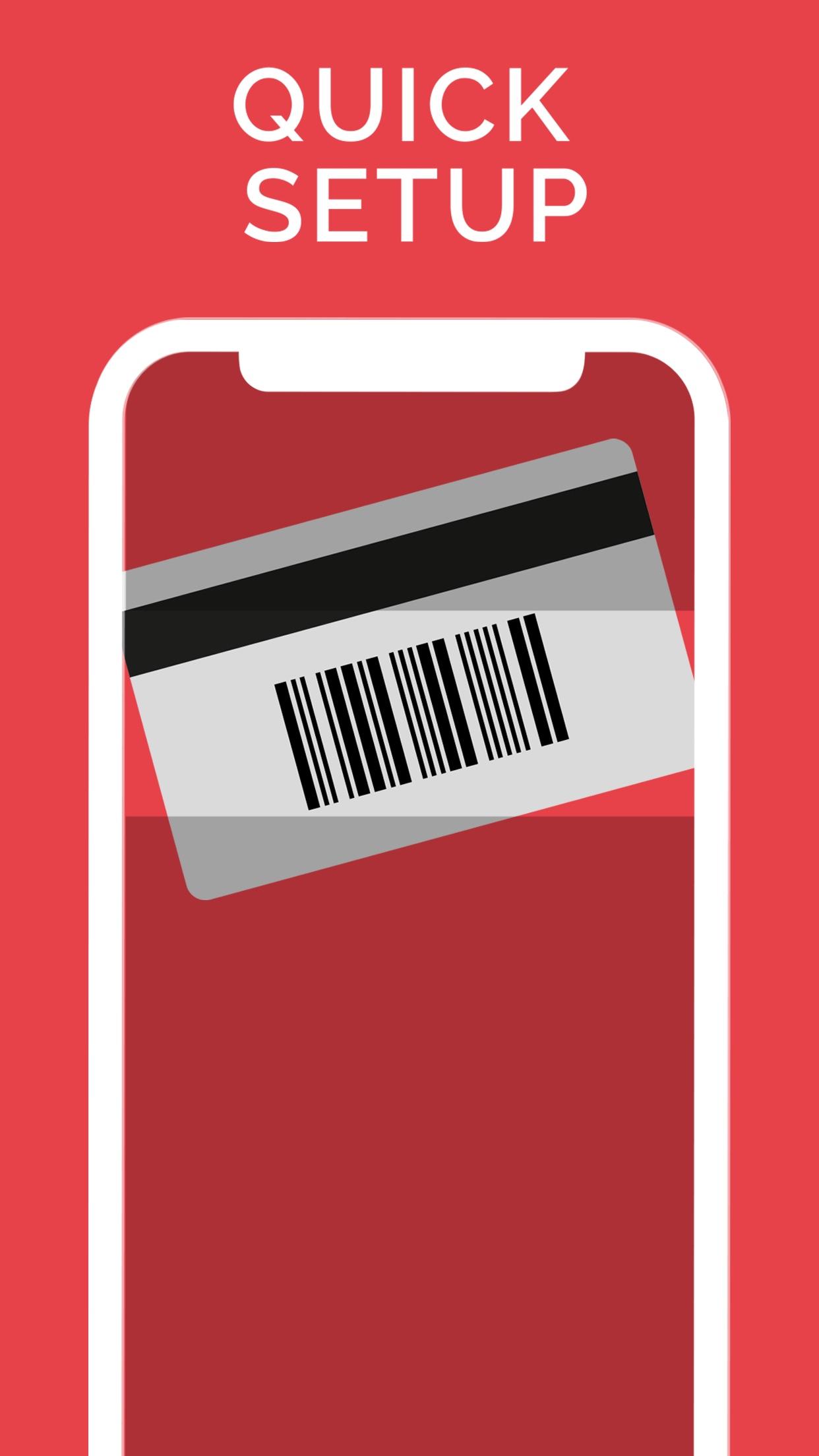 Stocard - Rewards Cards Wallet Screenshot