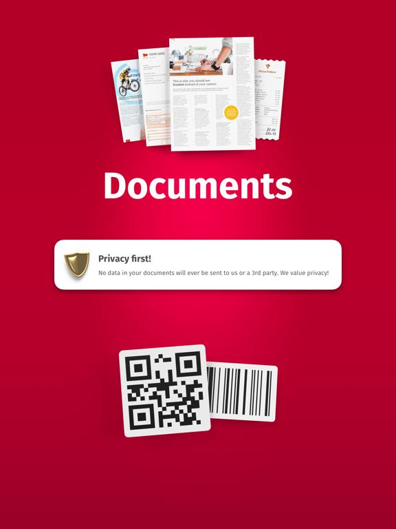 Scanbot Pro: Scanner App & Fax Screenshots