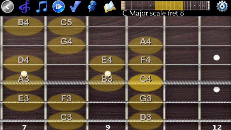 Guitar Tutor screenshot-0