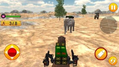 Animal Battle Dinosaur Games screenshot 3