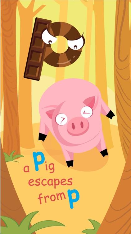 ABC Candy Baby: Learn Alphabet