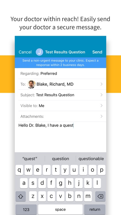 MyBSWHealth screenshot-3