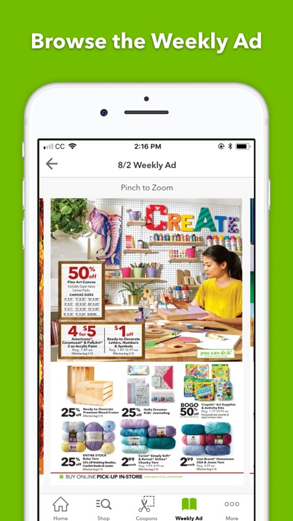 JOANN - Shopping & Crafts screenshot-6