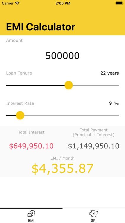 Finance-Calculator screenshot-5