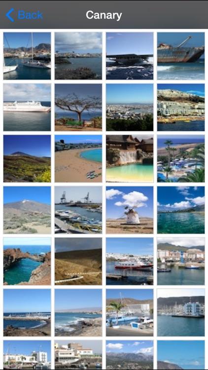 Canary Island Offline map screenshot-4