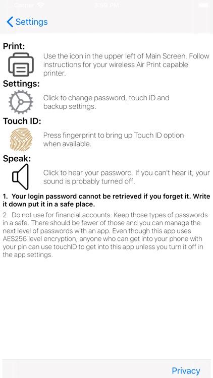 My Password Protector screenshot-6