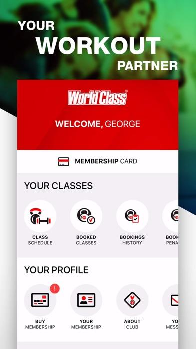 World Class Romania screenshot one