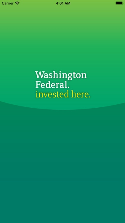 Washington Federal Mobile