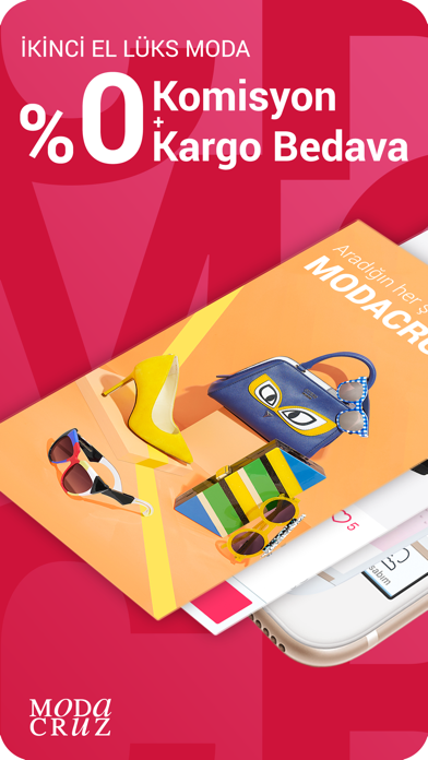 download ModaCruz - İkinci El Alışveriş indir ücretsiz - windows 8 , 7 veya 10 and Mac Download now