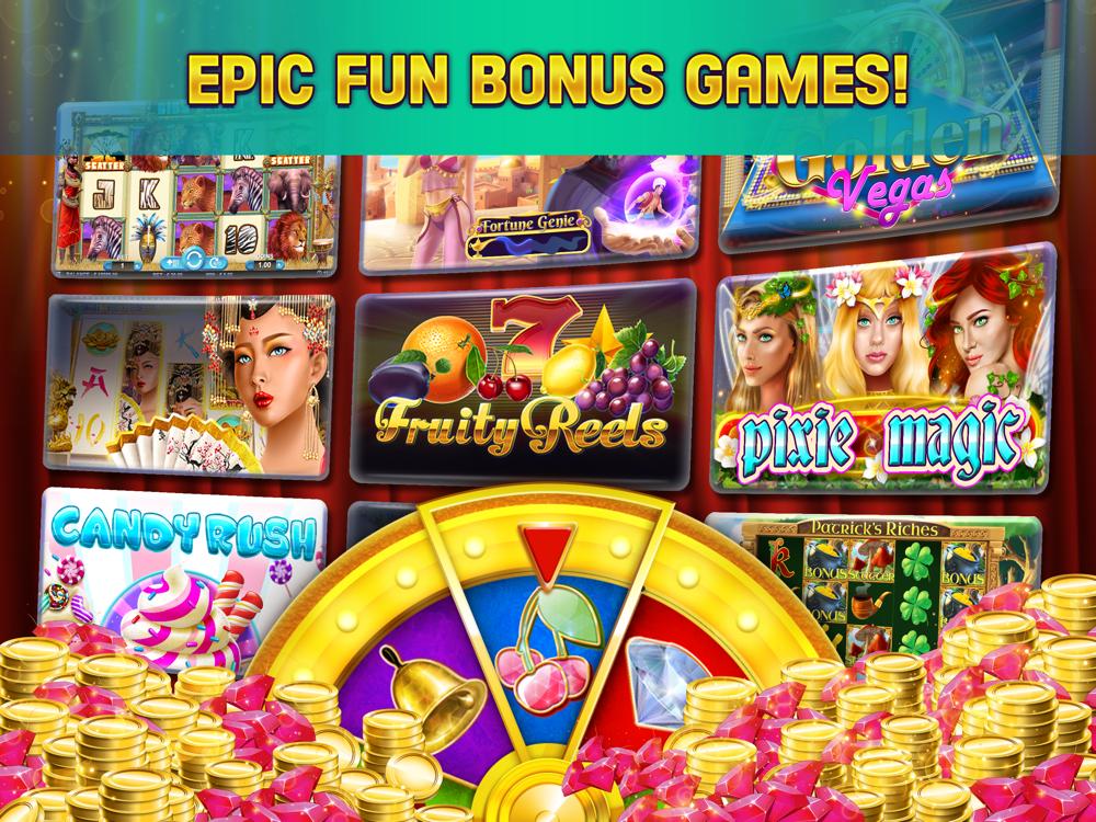 Offline Free Slots