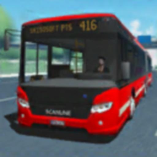 Public Transport Simulator iOS App