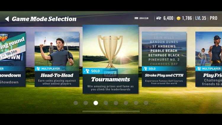 WGT Golf screenshot-4