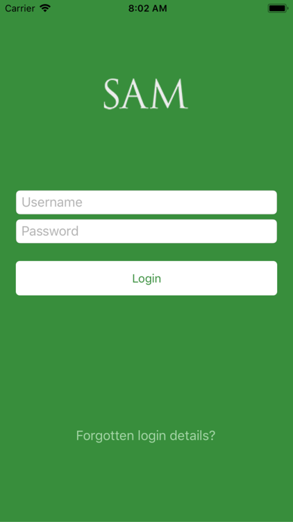 SAM Mobile – (iOS Apps) — AppAgg
