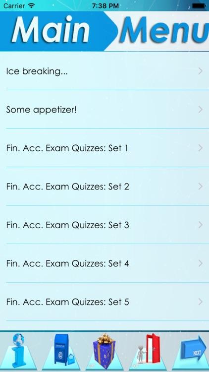 Financial Accounting Exam Rev screenshot-3