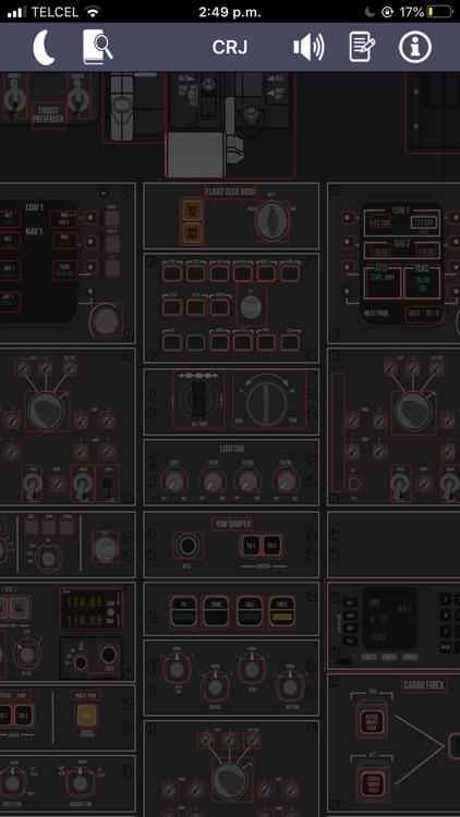 CRJ Virtual Panel screenshot-7