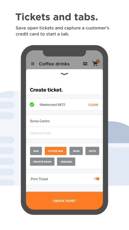 Payanywhere: Point of Sale POS screenshot-3