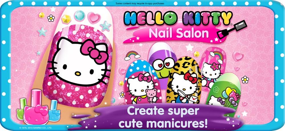 Hello Kitty Nail Salon Cheat Codes