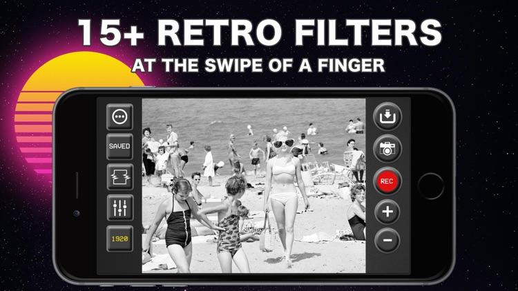 VHS Cam & Vintage Camera + 8mm screenshot-3