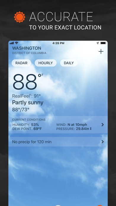 Accuweather App Reviews - User Reviews of Accuweather