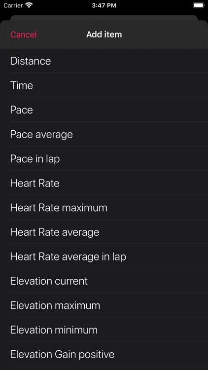Workout10 - Sport Tracker screenshot-4