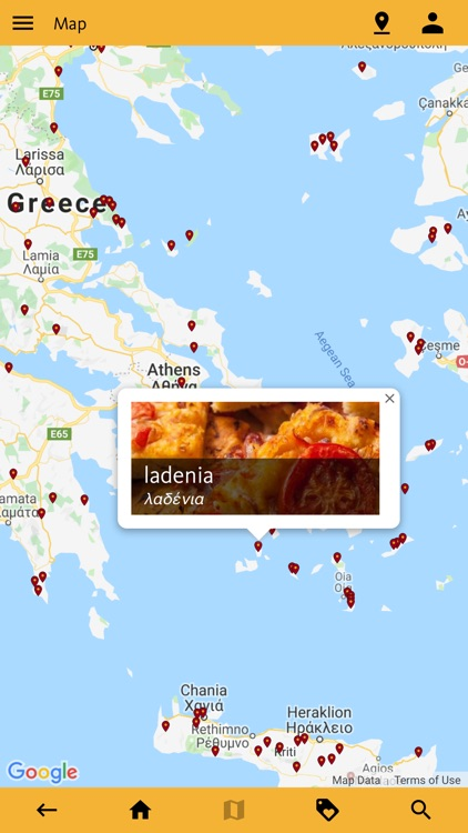 Greek Food Decoder screenshot-3