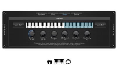 EvolverFX AUv3 Audio Plugin screenshot 5