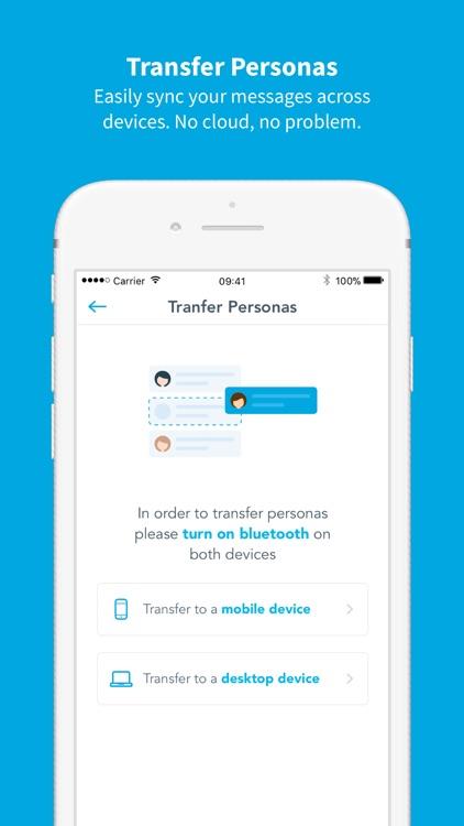 Tungsten - Secure Messenger screenshot-4