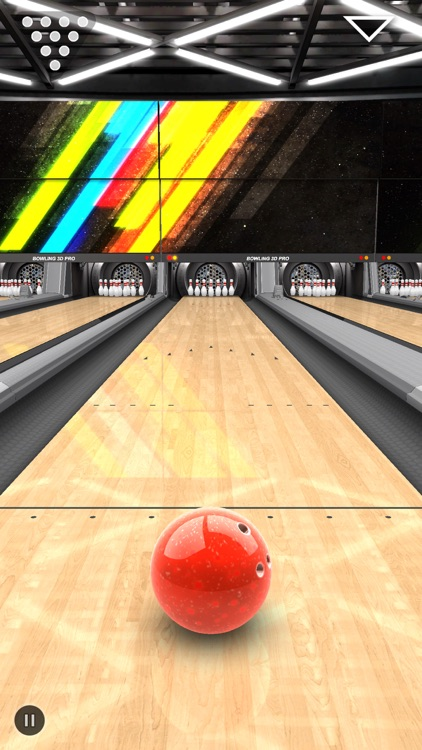 Bowling 3D Pro - by EivaaGames screenshot-5