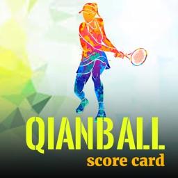 Qianball Score Card
