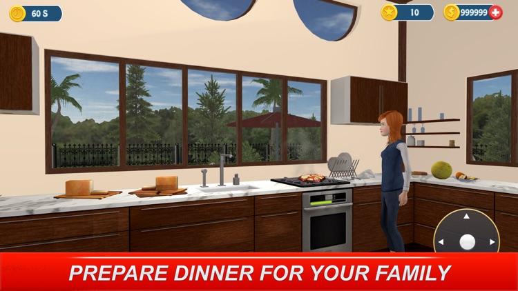 Dream Family Sim - Mommy Story screenshot-4
