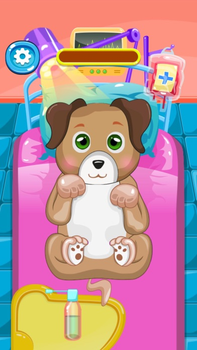 Doggy Doctor - Save the Pet! Screenshot