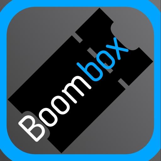 Boombox Kiosk