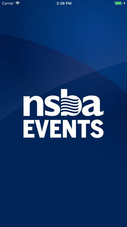 NSBA Events
