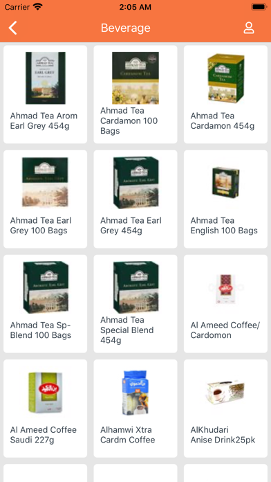 Silk Road Foods screenshot 1