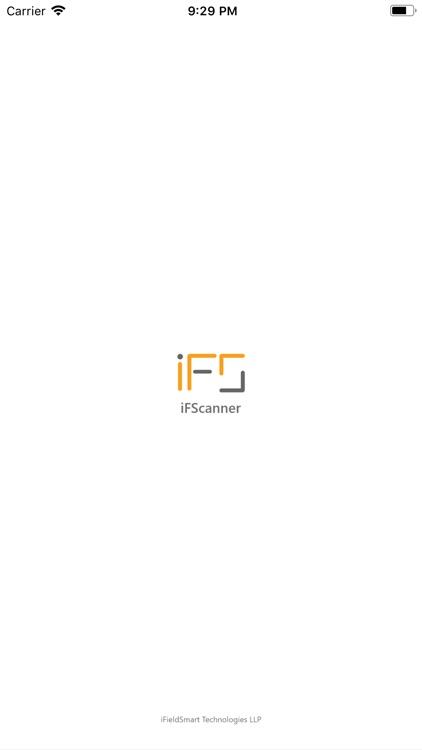 iFScanner