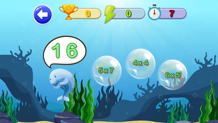 Basic Math Game For Kids screenshot-4