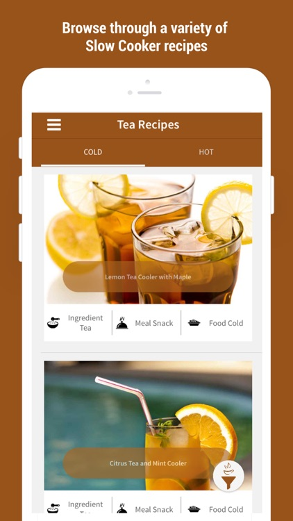 Easy Healthy Tea Recipes screenshot-5